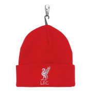 Official Football Merchandise Adult Liverpool FC Core Beanie