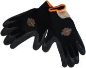 Harley-Davidson Rubber Knit Gloves