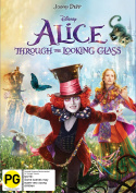 Alice Through the Looking Glass [Region 4]
