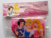 Disney Princess Children Plastic Luggage Tag Travel Suitcase Baggage Card Holder Name