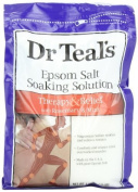 Chom Dr. Teal's Epsom Salt Soaking Solution Therapeutic Soaking Aid, 1420ml
