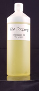 Grapeseed oil 1 Litre - Cosmetic Grade - Also a Carrier Oil for Massage and Aromatherapy by TheSoapery