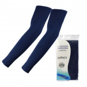 Elixir Arm Cooler Cooling Sleeves UV Protective Compression Arm Sleeves, 1 Pair, Various Colour Available
