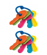 The First Years Learning Curve First Keys Teether 2 Count