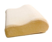 Contour Orthopaedic memory foam all sleeping positions multi-level contour design Pillow (Head & Neck support)
