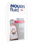 Moustifluid Tropical and Risky Areas Mosquito Net for Baby Bed