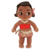 Disney Animators' Collection Moana Plush Doll - Small - 30cm