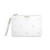 Katie Loxton - Beautiful Blossom Pouch - White
