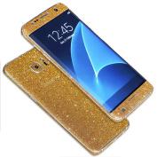 Gotd Luxury Bling Glitter Protecitve Case Cover for Samsung Galaxy S7 edge