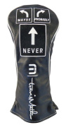 """Travis Mathew Limited Edition """"Never"""" Driver Headcover"""