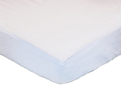 Babycalin Organic Jersey Cotton Mattress Protector 70 x 140 cm