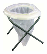 Camping Toilet toilet Portable toilet and Refill pack