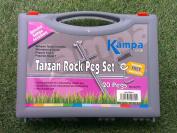 Kampa Tarzan Rock Peg Pack
