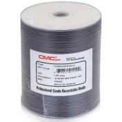 CMC Pro / Taiyo Yuden DVD-R 16x White Inkjet Printable Full Face