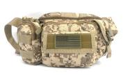 East West U.S.A RFC104 Tactical Waist Fanny Packs