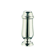 Broggi Pepper pot Silver-plated nickel silver