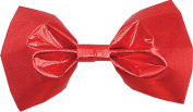 Adult Costume Accessory Necktie Wedding Fancy Party Bow Tie Red One Size Uk