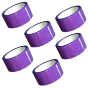 Tape Brothers Carton Sealing Tape 5.1cm x 110 yds or 55 yds 2 mils, several colours