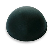 Oehlbach Puck One For All 55035 Resonance Absorber Pack of 8 Black