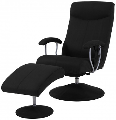 Sinomax SE-901 Massage Chair with Foot Rest PU Leather Black