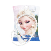 FROZEN ELSA HAIR AND JEWELLERY ACCESSORY PACK RING LOCKET HAIR BAND