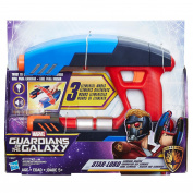 "GUARDIANS OF THE GALAXY C0077EU40 ""Marvel Star-Lord Elemental Blaster"" Figure"