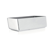 Broggi Zeta Tea/Sugar bags holder Polished Steel