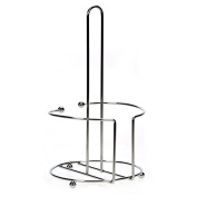 REVIMPORT Paper Towel Roll Holder All-Chrome-Plated Wire *
