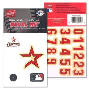 MLB Batting Helmet Decal Kit from Rawlings