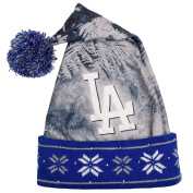 MLB Light Up Santa Hat