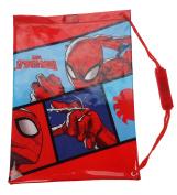 Spiderman Swim Bag Gym Tote, 41 cm, Red