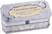 Cottage Garden 129292 Music Box - Granddaughter & You Are My Sunshine-Periwinkle-Petite