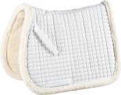 "Equi-Theme Equestrian ""Luxe"" Protective Soft Touch General Purpose Saddlepad"