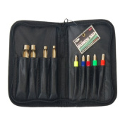 9 Piece Assorted Bread & Meat Punch Set