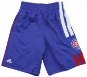 Chicago Cubs MLB Little Boys Pre-Game Shorts, Royal Blue