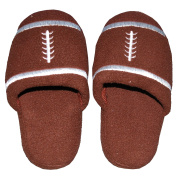 Empire Boys 8-20 Sports Fleece Slipper
