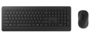 Microsoft Wireless Desktop 900 Keyboard and Mouse - Black
