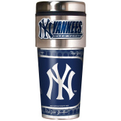 MLB Metallic Travel Tumbler,470ml