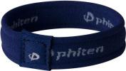 Phiten Titanium 2nd Gen Bracelet Star - Navy