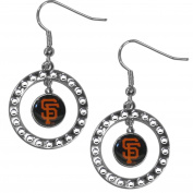 MLB Rhinestone Earrings