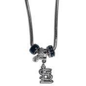 MLB Women's Euro Bead Necklace