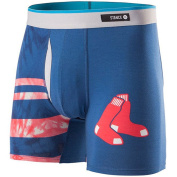 Stance Mens Mlb Tie Dye Red Sox Boxer Briefs