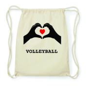 JOllify Volleyball Hipster Bag Bag Made of Cotton - Colour
