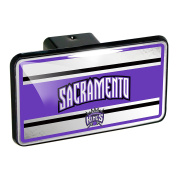 NBA Rectangular Trailer Hitch Cover