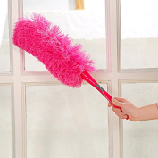 IGEMY Magic Soft Microfiber Cleaning Duster Dust Cleaner Handle Feather Static Anti
