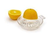 Glass Lemon Juicer
