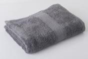 RPT - Charcoal 100% Egyptian Cotton Luxury Soft Towel 500 Gsm