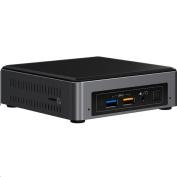 Intel NUC BOXNUC7i3BNK Slim Mini Computer Kit, i3-7100U 2.4Ghz, 1 X M.2 SSD , 2 X DDR4 SODMM ,4 x