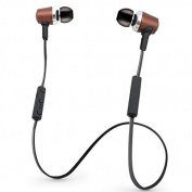 Sport Headphones Bluetooth, Macoku Sweatproof Sport Headset V4.1 Wireless Stereo Bluetooth Earphones In-Ear Noise Cancelling Earbuds with Microphone