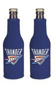 NBA Basketball 2014 Team Colour Logo Bottle Suit Holder Koozie Cooler 2-Pack